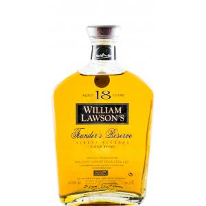 William Lawson's Founder's Reserve 18 Anys